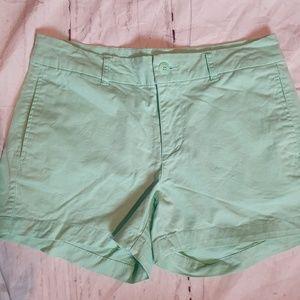 Khakis by Gap Mint Green Shorts